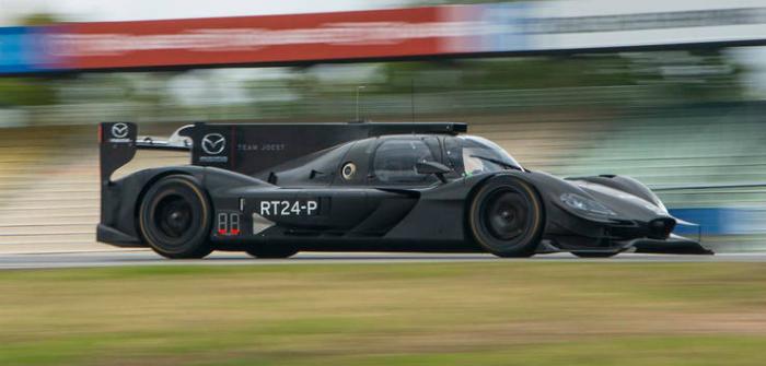 Mazda Sport, Team Joest, LM P2