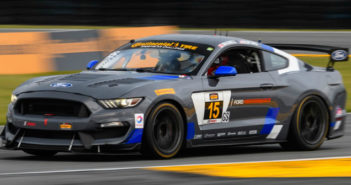 Mustang, GT4, IMSA