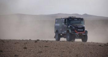 De Rooy Rallye Oilybia Maroc