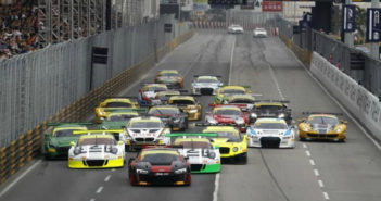 Pirelli Macau GT third consecutive year