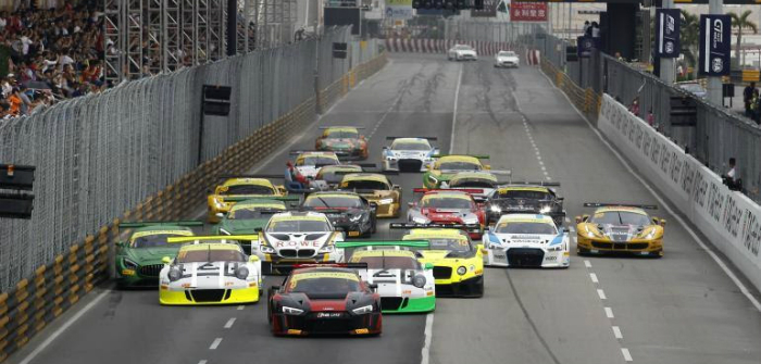 Pirelli Macau GT third consecutive year