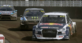 FIA, World, Rallycross, Monster Energy, off road