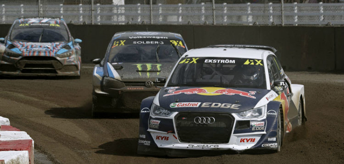 FIA, World, Rallycross, Monster Energy, off road