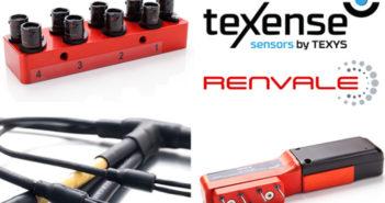Texense, Renvale, sensors