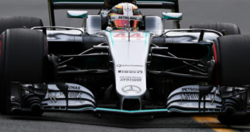 Qualcomm, Mercedes-AMG W08 EQ Power+, Formula 1