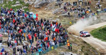 WRC, Crowd sizes, Toyota, Hyundai, Ford, M-Sport