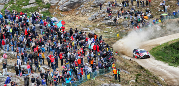 WRC, Crowd sizes, Toyota, Hyundai, Ford, M-Sport
