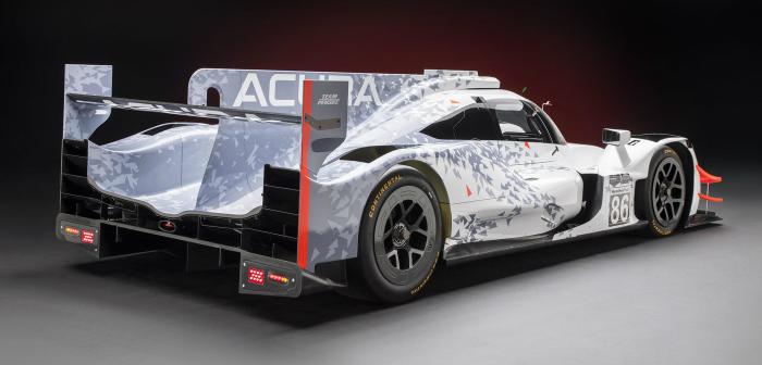 Acura Motorsport, ARX-05, IMSA, Prototype, DPi,