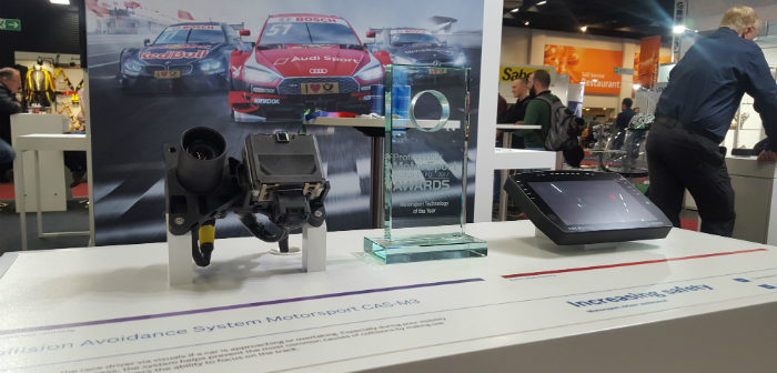 Bosch, PMWX, PMW Awards, Motorsport technology of the year, 2017, CAS-M3