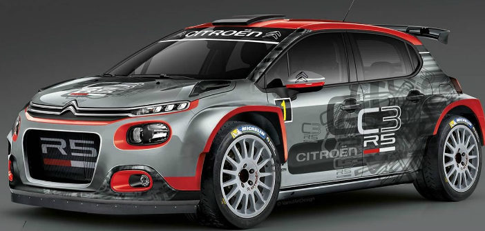 Citroen, C3, R5, WRC, customer racing