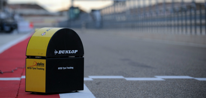 Dunlop, RFID, BTCC,