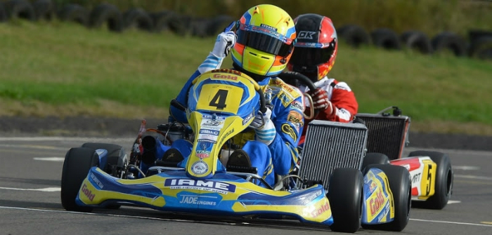 LeCont, KZ2, KZ1, Karting, tire news, MSA, ABkC