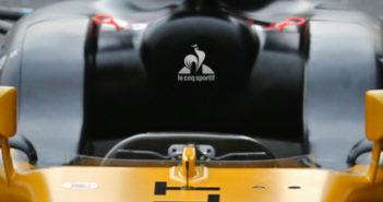 Le Coq Sportif, Renault Sport, R.S.18, 2018, Formula 1, F1, team news, sponsorship