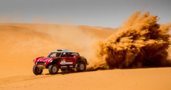 Mini, off road, Dakar, new competition car, buggy, 2WD, 2018, X-Raid