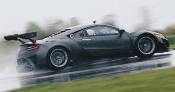 NSX GT3, Acura Motorsport, IMSA, SRO Group