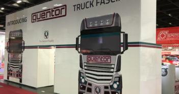 Quentor, paddock, pit, fascia, truck, equipment, dressage
