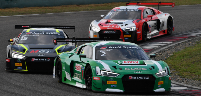 Audi Announces Changes To 2018 R8 LMS Cup