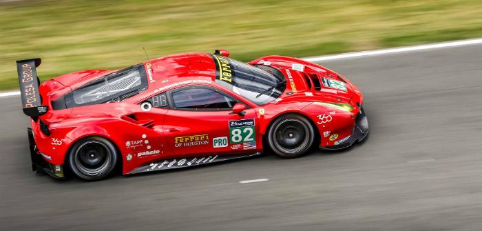 Risi Competizione, Scuderia Ferrari, 488, GTLM,