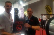Roux Helmets, driver safety, Show News, Expo, BTCC, Team Dynamics