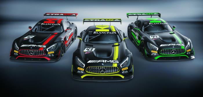 Strakka, Mercedes-AMG, GT3