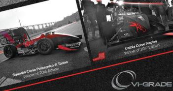 Formula Student, VI Grade, simulation, virtual formula, esports, R&D