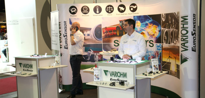 Variohm, data capture, sensors, PMWX2017, Show News