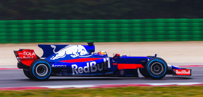 Acronis, Formula 1, F1, Scuderia Toro Rosso, Data Capture, Cloud computing, data storage