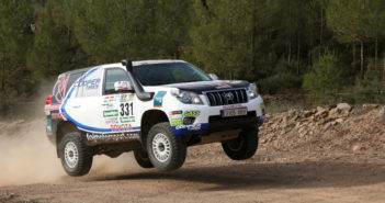 Cooper tires, endurance racing, off road, Dakar,