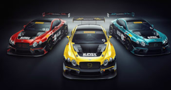 K-Pax Racing, Bentley, M-Sport, PWC, endurance racing, Bentley, Continental, GT3