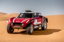 Mini, John Cooper Works, BMW, Dakar, 2018, 2WD, Buggy, new competition car