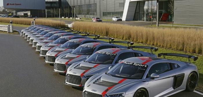 Audi, R8, LMS, GT4, endurance racing, customer motorsport,