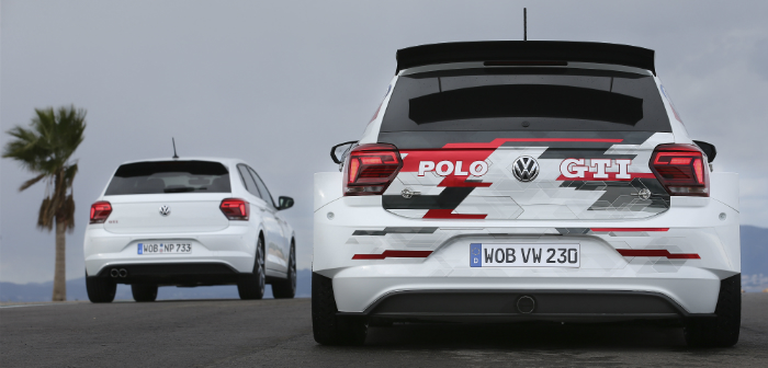 volkswagen reveals r5 spec polo ahead of 2018 customer deliveries. Black Bedroom Furniture Sets. Home Design Ideas