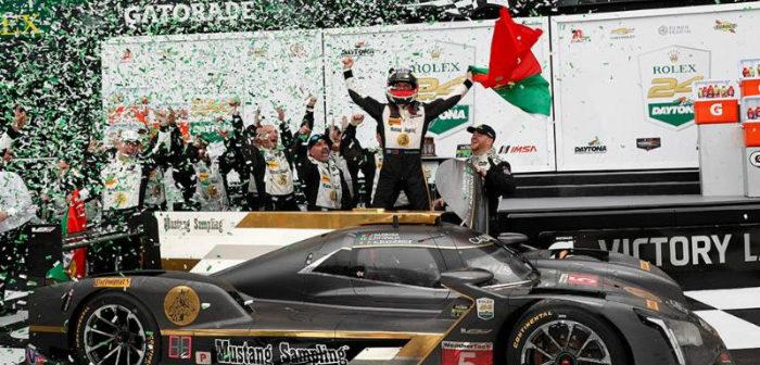 Cadillac, DPI, Rolex, Daytona, 24, endurance racing, LMP2, record