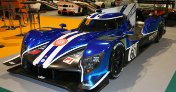 Ginetta, LMP1, WEC, 2018, new competition car, G60
