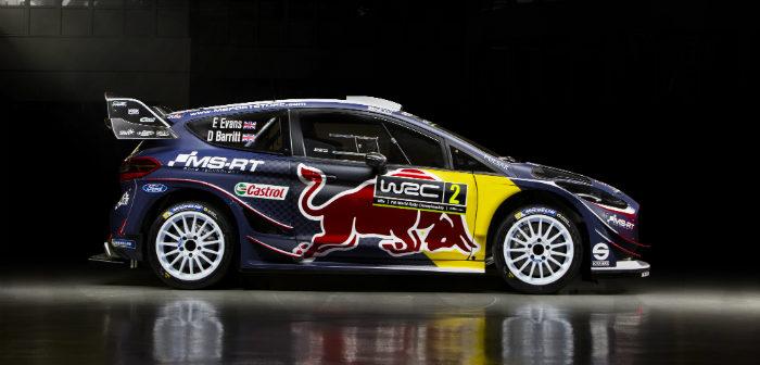 Ford, Fiesta, WRC, M-Sport, official sponsor