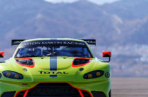 Aston Martin renews technical partnership with Total