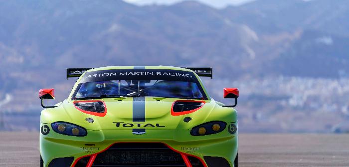 Aston Martin renews technical partnership with Total
