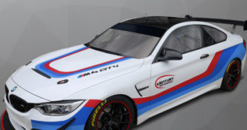 Century to field two BMW M4 GT4's in British GT