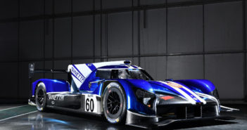 Two Ginetta G60-LT-P1s set for FIA World Endurance Championship