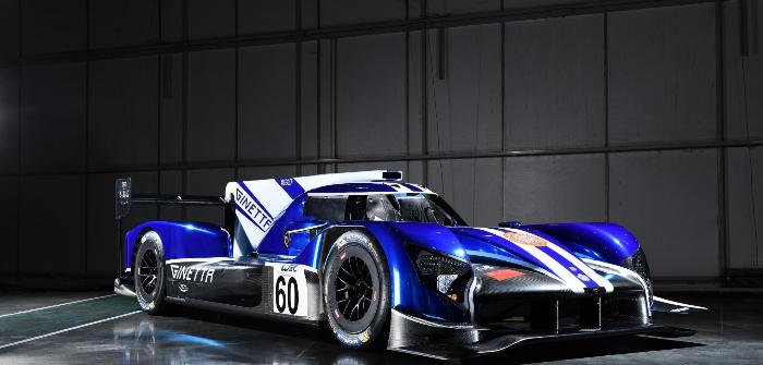 Two Ginetta G60-LT-P1s set for FIA World Endurance Championship