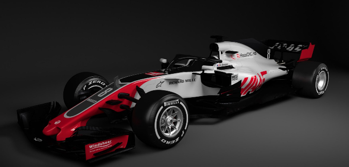 Haas F1 unveils the VF-18 ahead of the new season