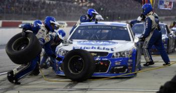 NASCAR, pit stop, crew member, legislation,