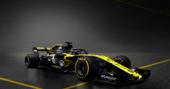 Renault Sport F1 reveals its 2018 season challenger