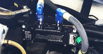 Sentronics, fuel flow, IMSA, F1, WeatherTech, engine technology
