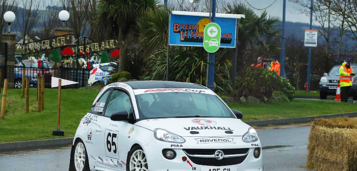 Vauxhall Adam Cup to launch in 2018