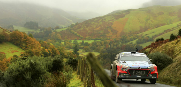 Hyundai, i30, WRC, GB, rally, tarmac,