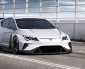 Cupra introduces its first pure BEV touring car