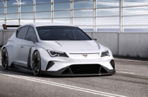 Cupra introduces its electric touring car