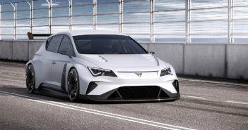 Cupra introduces its electric touring car