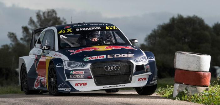 Second-gen Audi S1 EKS RX Quattro unveiled by EKS Audi Sport